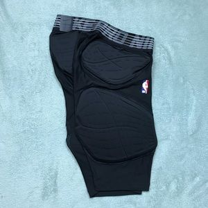 Nike NBA Pro Hyperstrong Compression Padded Shorts